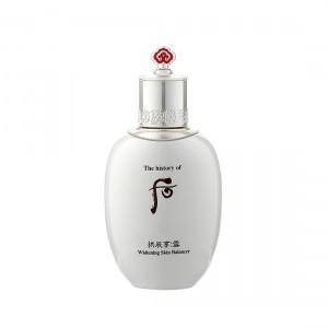 Nước Hoa Hồng Trắng Da Whoo Whitening Skin Balancer (150ml)