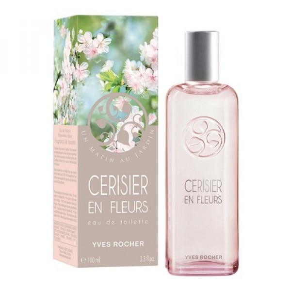 Nước hoa Yves Rocher Eau De Toilette hương Cherry Bloom 100ml