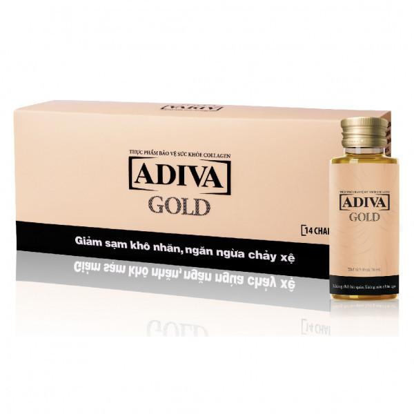 Dưỡng Chất Uống Làm Đẹp ADIVA GOLD